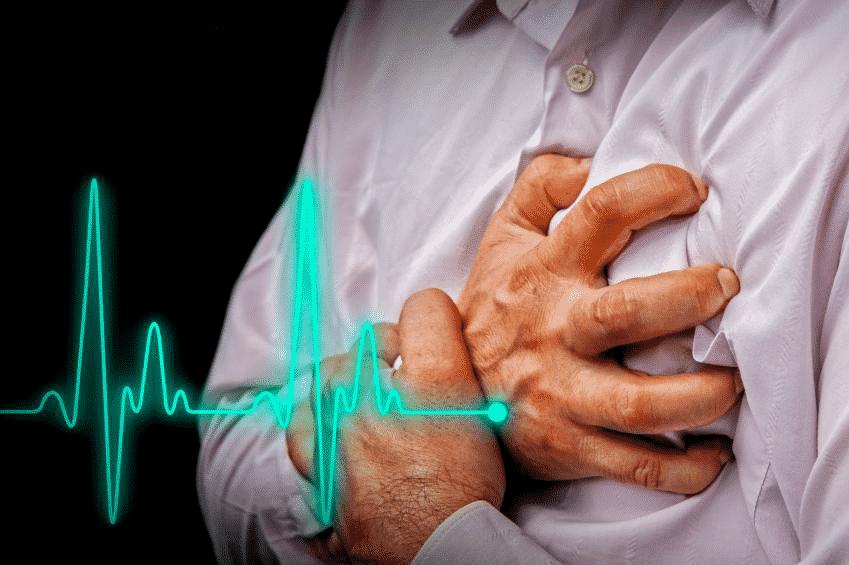 أعراض أمراض القلب والأوعية الدموية : خمس أنواع وأعراض مختلفة للأمراض القلبية