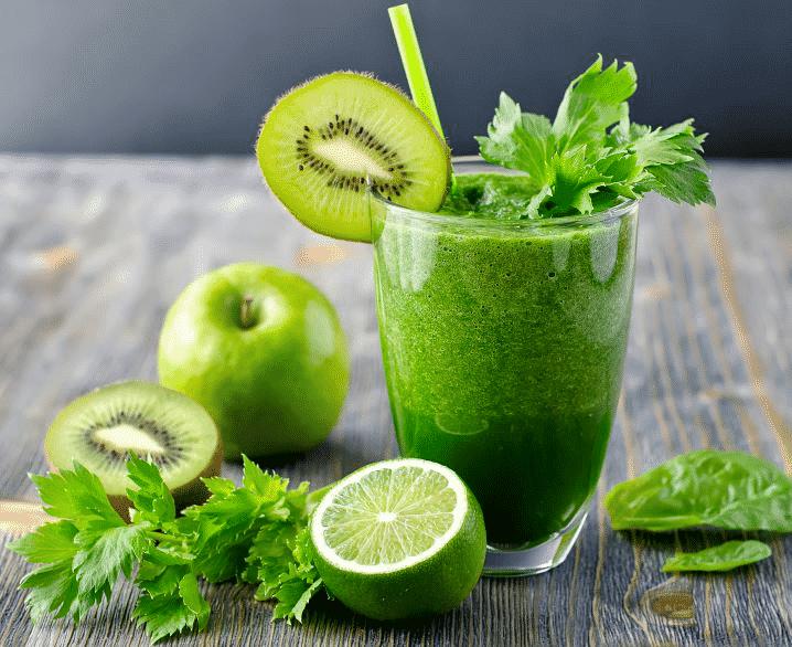 فوائد السموثي الاخضر للرجيم وطريقة عمل السموثي الأخضر في المنزل