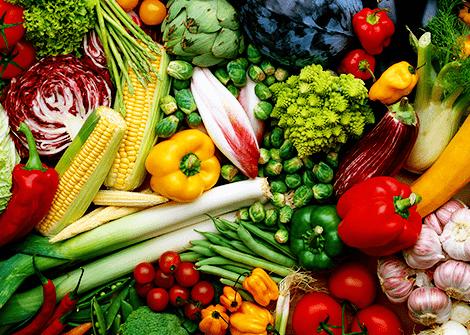 أنواع الخضار المُختلفة وفوائد الخضروات على الصحة ومكافحة الأمراض