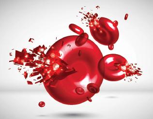 تكسر الدم عند الأطفال