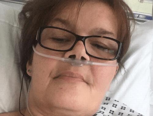 سيدة إنجليزية تعود للحياة مرة أخرى بعد توقف قلبها لمدة عشر دقائق