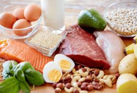 أين يوجد البروتين ؟ وما هي والأطعمة الغنية بالبروتين الحيواني والنباتي؟