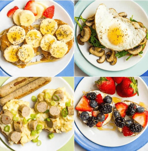الفطور الصحي متكامل العناصر الغذائية وطريقة سهلة لتحضيره بسرعة